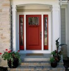 decorative replacement glass for front door therma tru fiber classic mahogany collection fiberglass door with