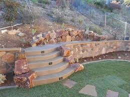 Cool Backyard Landscaping Ideas Download Backyard Retaining Wall Designs Mojmalnews Com