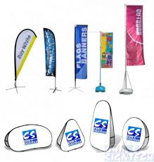 outdoor banner stands and flag displays waterproof durable