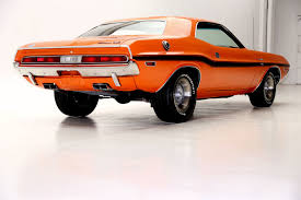 dodge challenger 1970 orange 1970 challenger 340 six pack orange