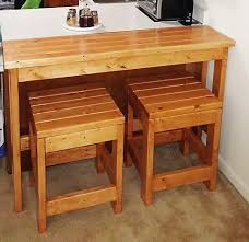 Build A Wooden Computer Desk by More Like Home Day 2 Build A Casual Desk With 2x4s