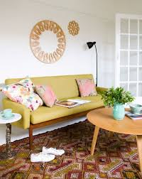 Gold Sofa Living Room 27 Best How To Decorate Around A Gold Sofa Images On Pinterest