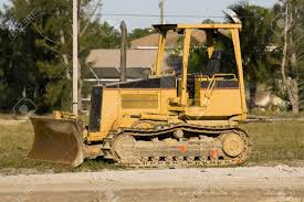 a small bulldozer stock photo picture and royalty free image