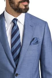 clemens blue jacket menswear