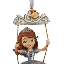 princess sofia ornament rainforest islands ferry