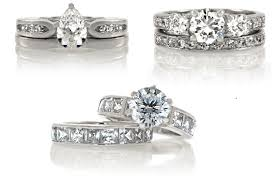 engagement rings that look real eye catching rings