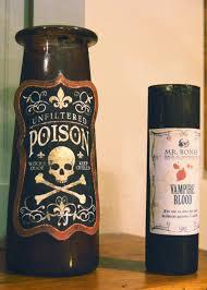 spooky vintage halloween erratic project junkie spooky halloween bottles