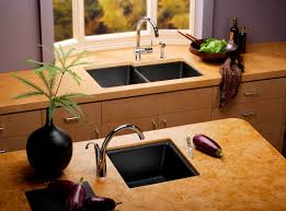 Brown Kitchen Sink Composite Granite Kitchen Sink Granite Kitchen Sinks A Simple