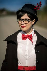 Bow Tie Halloween Costumes Green Easy Diy Halloween Costume Mary Poppins
