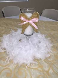 bautizo centerpieces precious baptism table centerpieces boy baptism party decorations by