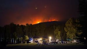 Bc Active Wildfires by Kamloops May Be U0027stretched U0027 By Too Many Evacuees Some Being