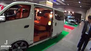 nissan urvan 2014 nissan nv350 caravan custom 2014 youtube