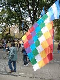 Quechua Flag Wiphala Wikiwand
