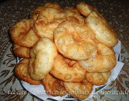 cuisine de sherazade sfenj à la farine les joyaux de sherazade