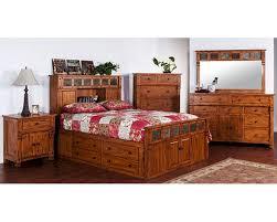 home emily storage espresso bedroom set brighton storage bedroom