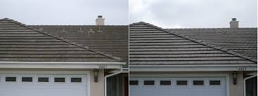 Flat Tile Roof Flat Tile Roof Pressure Washing U0026 Steam Cleaning Roof Cleaning