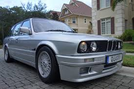 too bad this 1989 bmw 325i m tech touring from florida is rhd