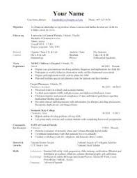 types of resume formats charming types of resumes about different types of resumes