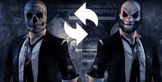 payday 2 halloween masks jimmy and white death switch mods u0026 downloads
