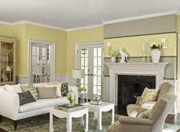cozy living rooms in gray yellow warm living room paint