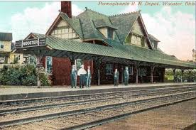 black friday home depot canal winchester ohio the old train depot in wooster ohio my hometown the depot is no