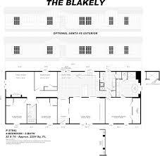 Wayne Home Floor Plans Wayne Frier Home Center Of Pensacola Pensacola Fl The Blakely