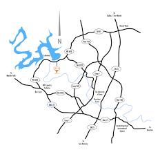 Austin Bergstrom Airport Map by Ut Golf Club Cw