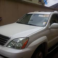lexus for sale gx470 clean tokunbo 2005 lexus gx470 for sale with reverse camera sold