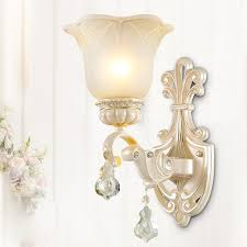 Crystal Wall Sconces by Popular Wall Lamp Crystal Buy Cheap Wall Lamp Crystal Lots From
