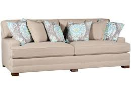 Track Arm Sofa King Hickory Living Room Casbah Fabric Sofa With Track Arm Loose