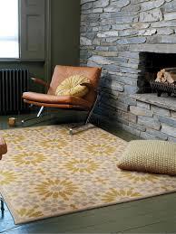 Esszimmer Teppich Benuta Teppich Gazania Gelb 60002856 Floral Esszimmer Flur