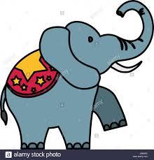 elephant cartoon stock photos u0026 elephant cartoon stock images alamy