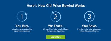 target price protection black friday how citi u0027s price rewind benefit can save you big bucks