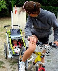 siege vélo bébé vélo en famille 1 babyrider