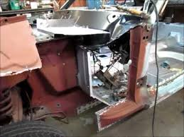1965 mustang cowl 1965 mustang cowl and firewall part 2