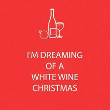 i m dreaming of a cocktail napkins i m dreaming of a white wine christmas tcb