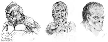 the monster squad behind the scenes recreating classic creatures