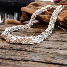 box link bracelet images Indian silver snake chain bracelet brighton silver jpg