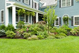 In Front Yard - stylish front yard garden beds raised garden beds in the front