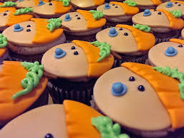 pumpkin baby shower my pumpkin baby shower cupcakes cakecentral