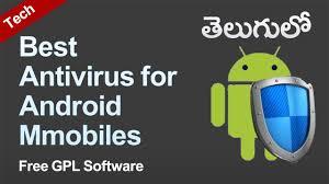best antivirus for android mobiles in telugu youtube