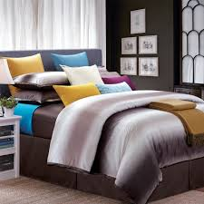 Cool Comforters Bedroom Cool Bedroom Design With Modern Comforter Sets And Brown