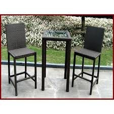 amazing tall outdoor bistro table bar height table and chairs mix