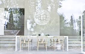 fredensborg house in denmark primarily built in white by norm