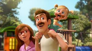 Inside In Spanish by Inside Out Official Spanish Trailer 2 With English Subtitles