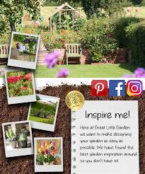 inspire me garden inspiration great little garden