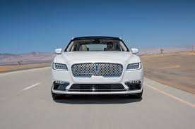 lincoln continental lincoln continental 2018 motor trend car of the year contender