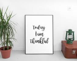 thankful quote etsy