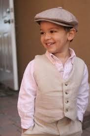 tenue mariage enfant le cortège les tenues des petits garçons d honneur