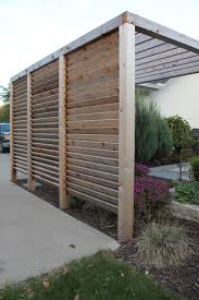 louvered garden privacy wall https www homedepot ca en home p